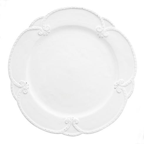 $46.00 Rosette Dinner Plate