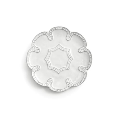 Beaded Canape Plate