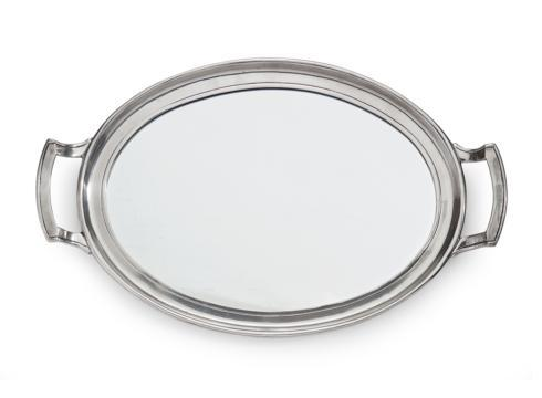 $389.00 Mirror Tray with Handles