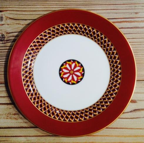 Chocolat Dessert Plate