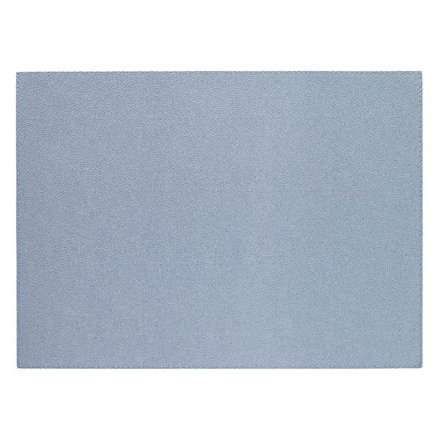 """$162.00 Ice Blue 13""""x18"""" Mats - Pack of 6"""