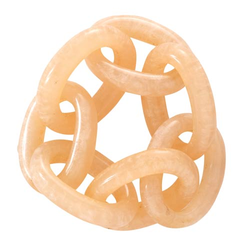 $50.00 Beige Napkin Ring Pack of 4