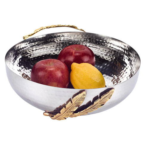 Feathers Stainless Steel and Brass collection with 6 products