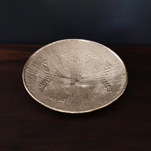 $195.00 Africa basket gold (jumbo)
