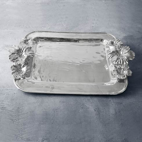 $358.00 Hibicus Platter (Xlg)
