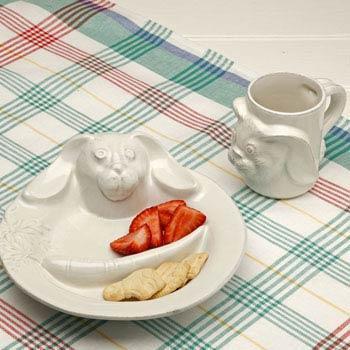 $49.00 Plate And Mug Set