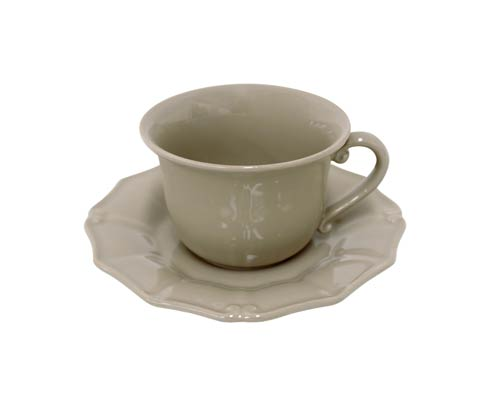 Tea Cup & Saucer (6)
