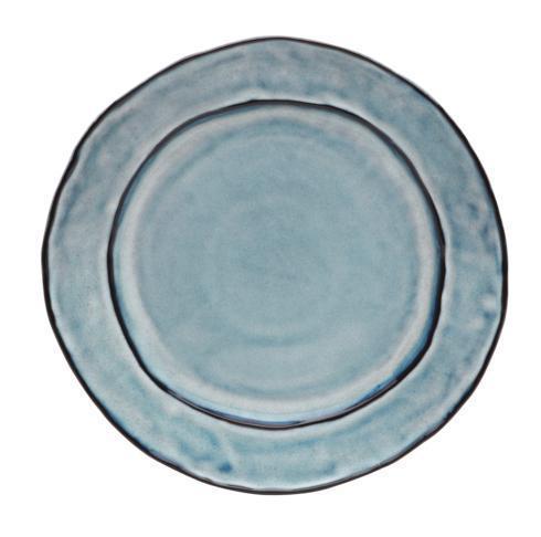 Salad Plate, Blue (4)