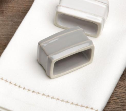 Napkin Ring, Dove Gray