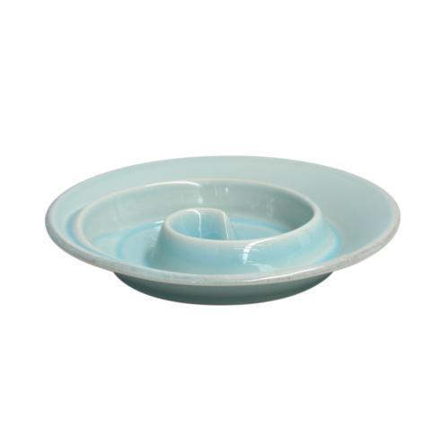 Spiral Appetizer Dish