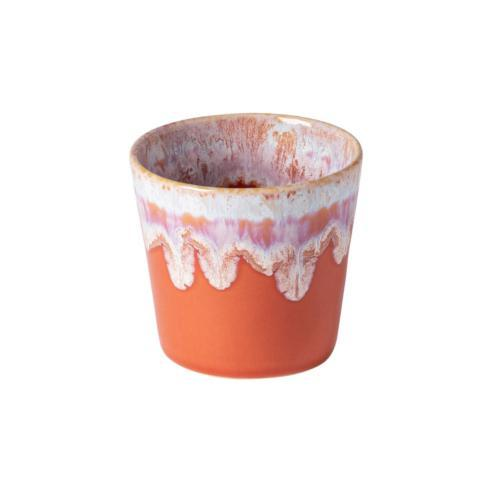 $19.00 Lungo Cup Sunset Red