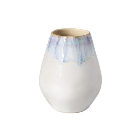 "Costa Nova  Brisa - Ria Blue Oval Vase 8"" $67.00"