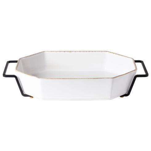 "$87.00 Oct. Baker 14"" w/ Metallic Holder"