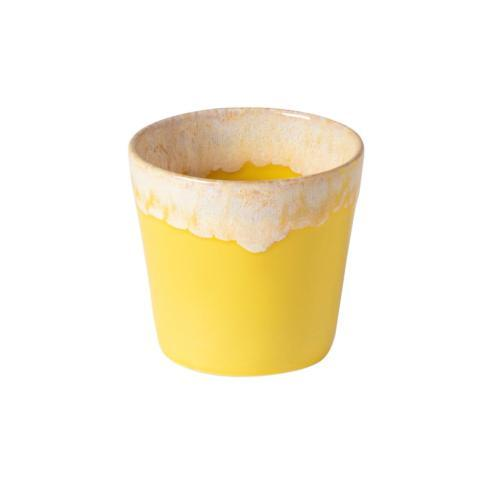 $19.00 Lungo Cup Yellow