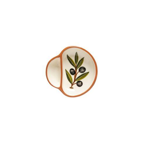 Casafina  Alentejo Terracotta - Gifts Olive Dish $22.00