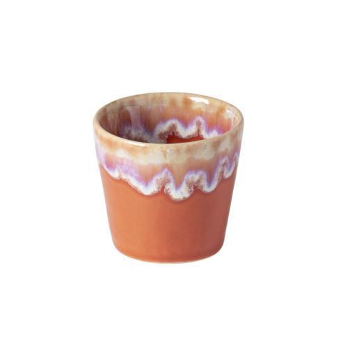 $10.00 Espresso Cup Sunset Red
