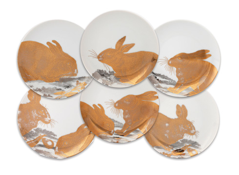 Rabbits - Gold & Platinum collection with 1 products