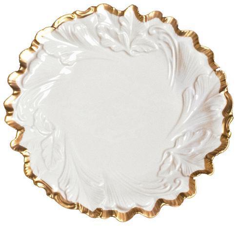 $98.00 Embossed Leaf Plate