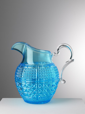 $82.00 Turquoise Pitcher