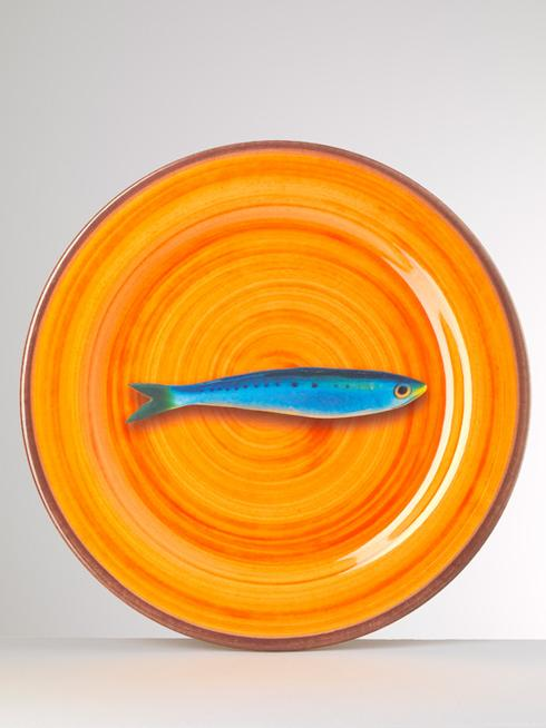 Dinnerware - Aimone Orange collection with 3 products