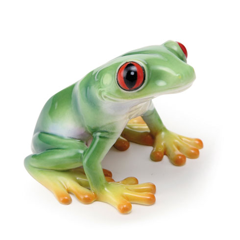 $58.00 Figurine, Poison-arrow frog