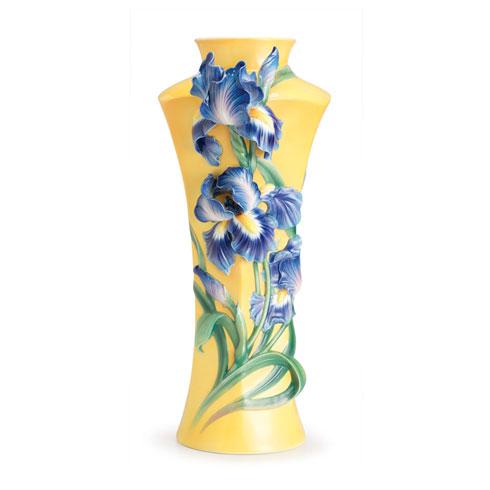 Vase, Iris (LE)