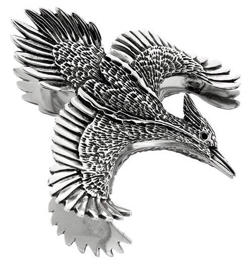Ivory-Billed Woodpecker Pin