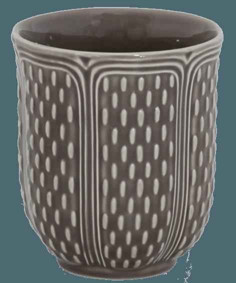$38.00 Tea Cup Taupe