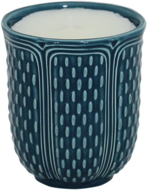 $57.00 Scented Candle Ocean Blue