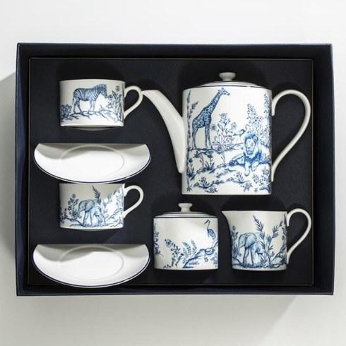 $595.00 Serengeti Tea for 2 Boxed Set