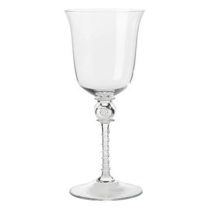 Tulip Large Goblet Clear