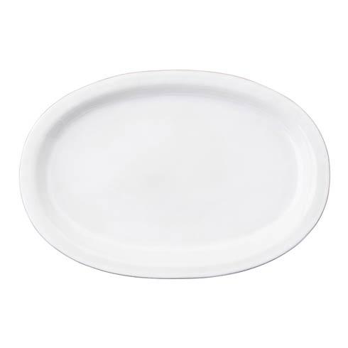 "Juliska Puro Whitewash 16"" Platter $78.00"