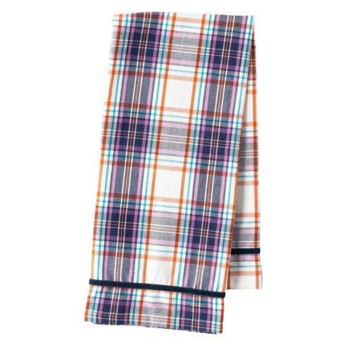$20.00 Alpine Plaid Tea Towel