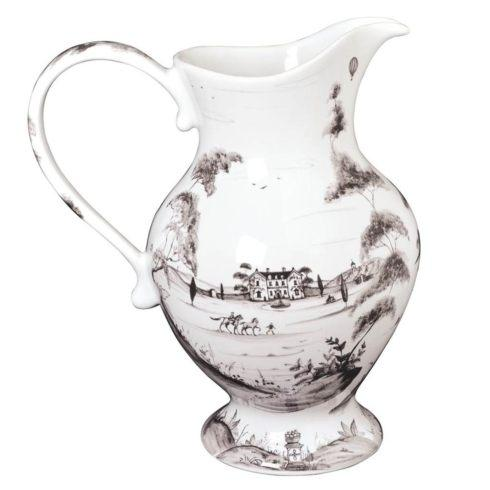 Footed Pitcher <br>(1 in Stock)