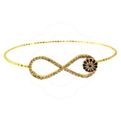 $24.00 Evil Eye Infinity Bracelet