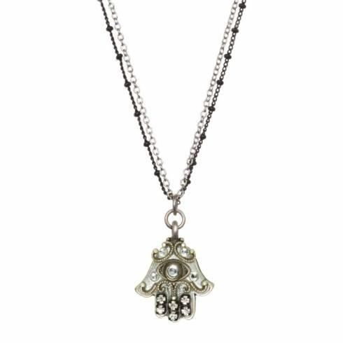 Hamsa Necklaces  collection with 38 products