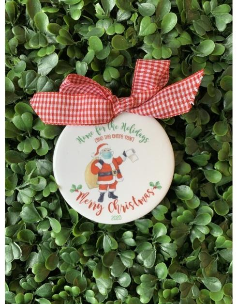 $25.00 Home for the Holidays 2020 Ornament