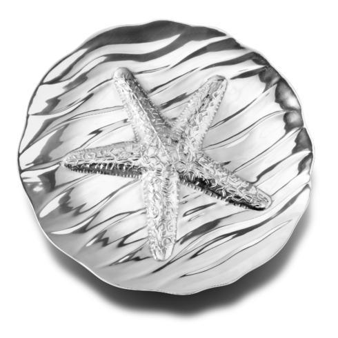 Starfish Large Round Tray