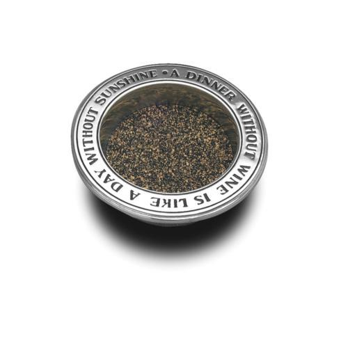 """$24.99 """"A Dinner without Wine"""" Coaster"""