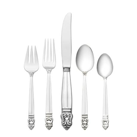 $499.99 5 Piece Place Setting