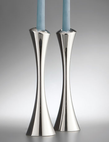 Aquila Candlesticks (Pair)