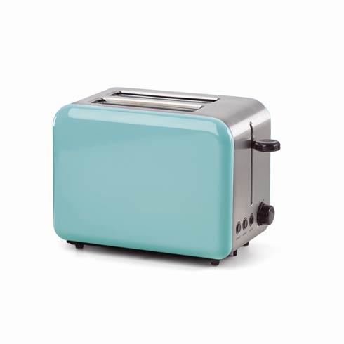 $60.00 Turqouise 2-slice Toaster