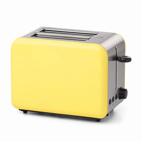 $60.00 Yellow 2-slice Toaster