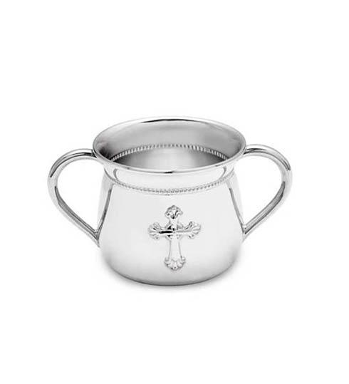 $80.00 Silverplate Baby Cup