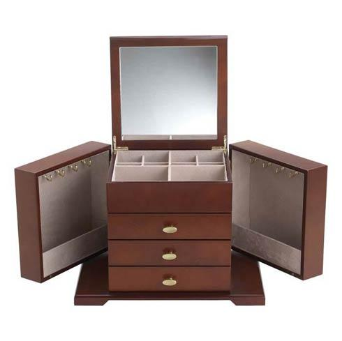 Jewelry Boxes, Valets & Storage collection