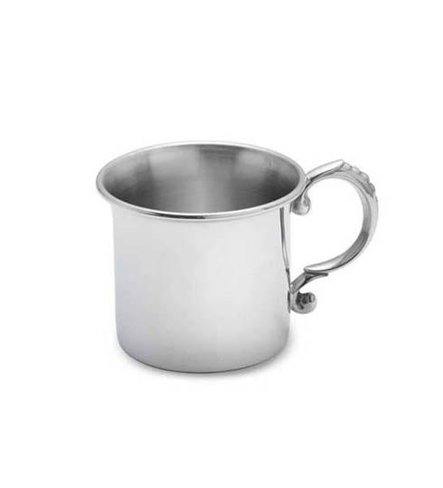 $70.00 Pewter Baby Cup