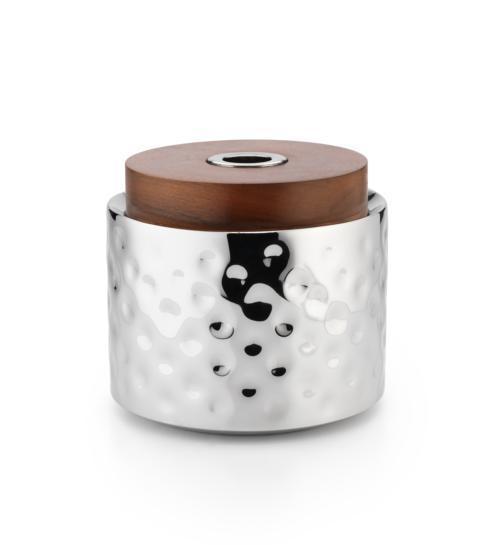 """$290.00 Ice Bucket w/ Wood Lid 7"""" x 7½"""""""