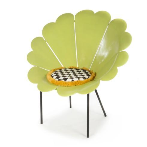 $595.00 Chair - Chartreuse