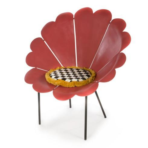$595.00 Chair - Red