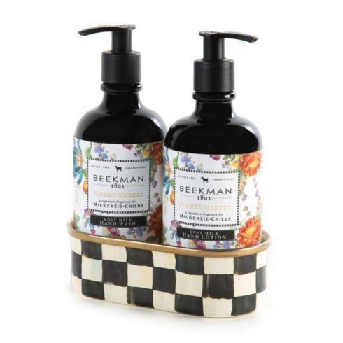 $75.00 Hand Soap & Lotion Set